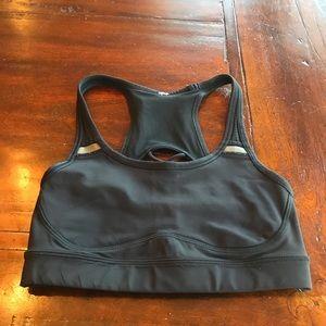 For Sale Lululemon black sports bra size 2 or 4